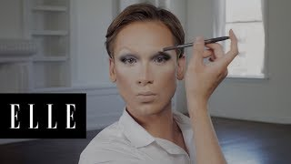Download 5 Amazing Drag Transformations   About Face   ELLE Video