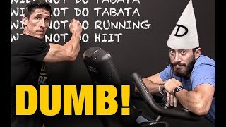 Download 5 Dumbest Forms of Cardio (DON'T LOOK STUPID!) Video
