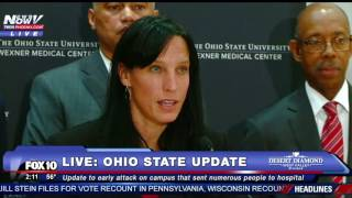 Download FULL: Ohio State Stabbing Rampage Attack Press Conference -FNN Video