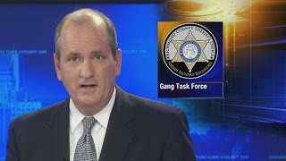 Download Sheriff's office tracking 90 street gangs in Augusta Video