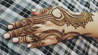 36 Latest Dubai Style Mehndi Designs New Arabic Mehndi Designs