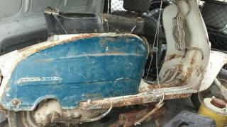 Download Restauro lambretta li 150 del 1962 Video