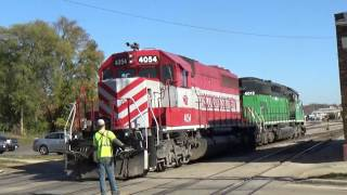 Download At the Wisconsin Southern Rail Yard Video