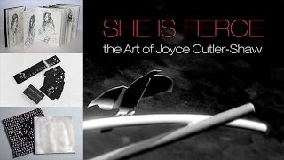 Download She is Fierce: The Art of Joyce Cutler-Shaw Video