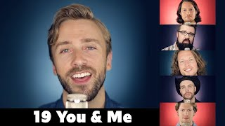 Download 19 You & Me - Peter Hollens & Home Free Video