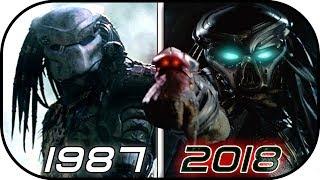 Download EVOLUTION of PREDATOR in Movies (1987-2018) The Predator 2018 trailer | Predator 2018 movie scene Video