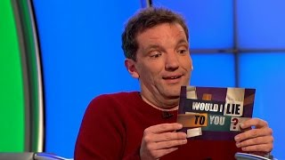 Download Was Henning Wehn arrested for illegally entering a country? - Would I Lie to You?[HD][EN,RU,ET,IT] Video