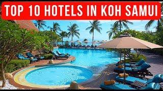 Download Top 10 Best Koh Samui Hotels 2017 Video