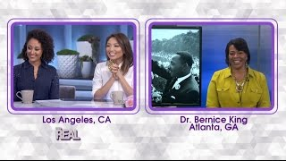 Download Dr. Bernice King Remembers Her Father on MLK Day Video