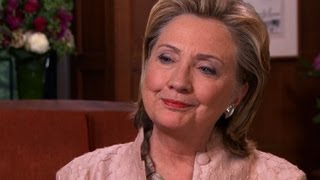 Download Hillary Rodham Clinton on her past and possible future Video