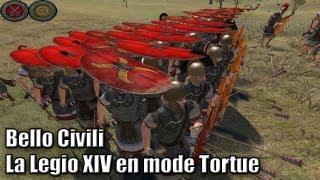 Download Bello Civili - Legio XIV, en formation Tortue ! Video