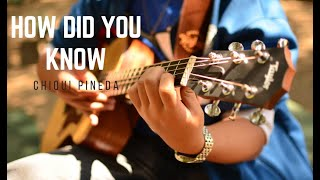 Download How Did You Know Video