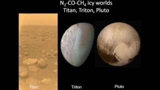 Download Pluto's interacting surface and atmosphere - Leslie Young(SETI Talks 2016) Video