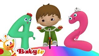Download Charlie & the Numbers - The Numbers Song! - by BabyTV Video
