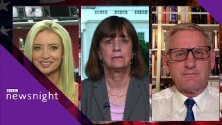 Download US imposes metal tariffs on key allies: Discussion – BBC Newsnight Video