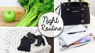 Download Organisation Night Routine - Prepare For Tomorrow Video