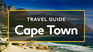 Download Cape Town Vacation Travel Guide | Expedia (4K) Video