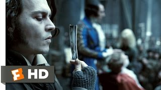 Download Sweeney Todd (3/8) Movie CLIP - Shaving Contest (2007) HD Video