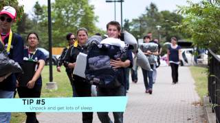 Download International Student Experience - Top 10 Tips Video