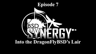 Download BSD Synergy Episode 7: Into the DragonFlyBSD's Lair Video