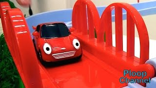 Download TAYO TRUCK FIXERS! - TAYO McQueen Racing Car & Toy Trucks Friends. Toy Cars videos for kids cartoons Video