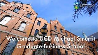 Download Campus Virtual Tour - UCD Michael Smurfit Graduate Business School Video