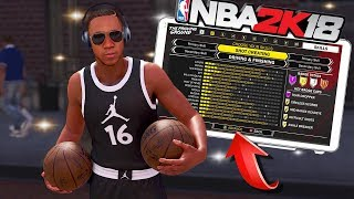 Download SLASHING SHOT CREATOR Archetype - NBA 2K18 Prelude #1 Video