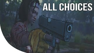 Download The Walking Dead Michonne Episode 3 - All Choices/ Alternative Choices Video
