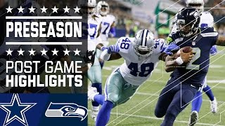 Download Cowboys vs. Seahawks | Game Highlights | NFL Video