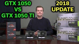 Download GTX 1050 vs GTX 1050 TI - 2018 UPDATE Video