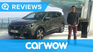 Download Peugeot 5008 SUV 2017 review | Mat Watson Reviews Video