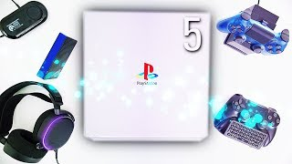 Download 5 MUST HAVE PS4 Accessories 2018! Video