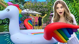 Download Surprising My Girlfriend With A HUGE Unicorn! Video
