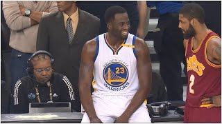 Download Mic'd Up Cavaliers vs. Warriors | Featuring Draymond Green | 01.16.17 Video