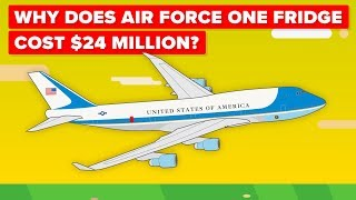 Download Why Does Air Force One Fridge Cost $24 Million? Video