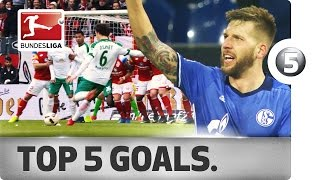 Download Top 5 - Spectacular Goals from Winter Transfers Video