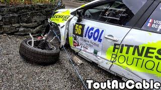 Download Rallye du Mont-Blanc 2019 - Crash & Mistakes by ToutAuCable Video
