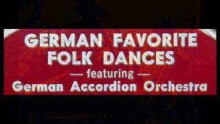 Download German Accordion Orchestra, 1959: Schutzenfest, Winzerfest, Kirchweih In Unterfranen - Colonial LP Video