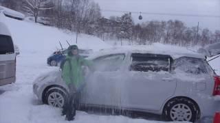 Download Hokkaido 2017 Snowboard Trip Video