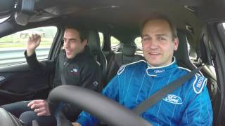 Download Focus RS Drive Modes Demonstrated By Ben ″Stig″ Collins - FULL VIDEO Video