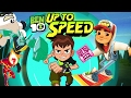 Download Ben 10 Up to Speed vs Temple Run 2 vs Subway Surfers in Amsterdam Full Gamplay! Video