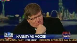Download Hannity to Michael Moore: ″Why Do You Trust The Government?″ Video