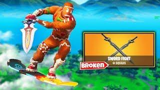 Download breaking the SWORD LTM Video