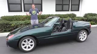Download Here's Why the BMW Z1 Is the Strangest Modern BMW Video
