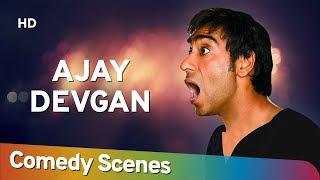 Download Ajay Devgan Comedy - Hit Comedy Scenes - अजय देवगन हिट् कॉमेडी - Shemaroo Bollywood Comedy Video
