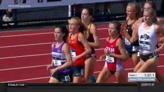 Download Highlights | NCAA Women's 3K Steeplechase Semifinal 1 Video