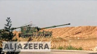 Download Turkish military opens up new front against ISIL in Syria Video