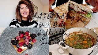 Download What I Eat In A Day On 23 Daily Weight Watchers Smart Points | Natasha Summar Video