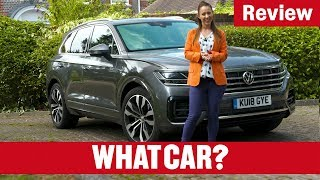 Download 2020 Volkswagen Touareg review – Superior to the Audi Q7? | What Car? Video