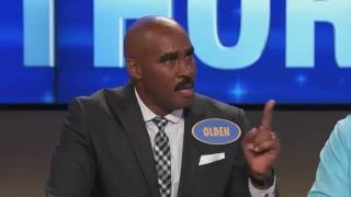 Download Steve Harvey Meets Look-Alike On 'Family Feud' Video